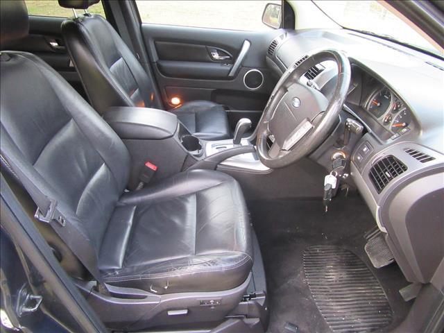 2010 FORD TERRITORY Ghia SY MKII WAGON