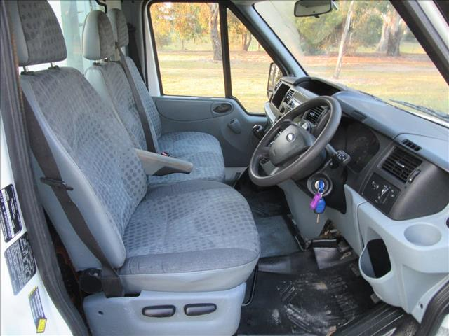 2007 FORD TRANSIT  VM CAB CHASSIS