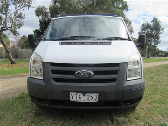 2011 FORD TRANSIT  VM CAB CHASSIS