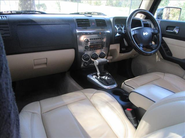 2008 HUMMER H3 Luxury (No Series) WAGON