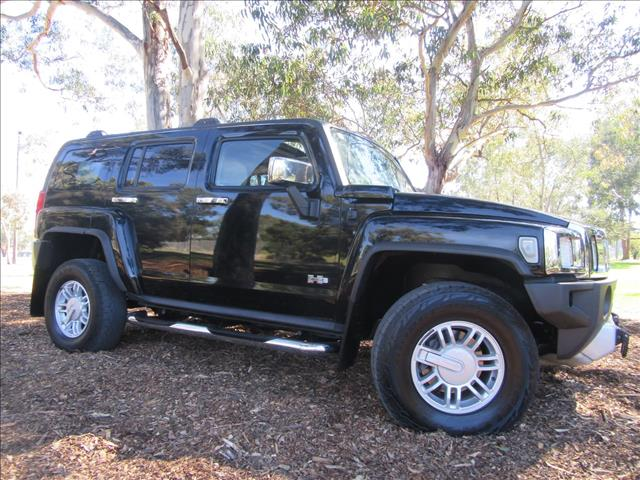2008 HUMMER H3 Luxury (No Series) WAGON