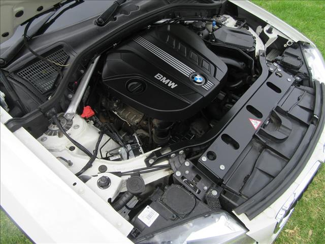 2011 BMW X3 xDrive20d F25 WAGON