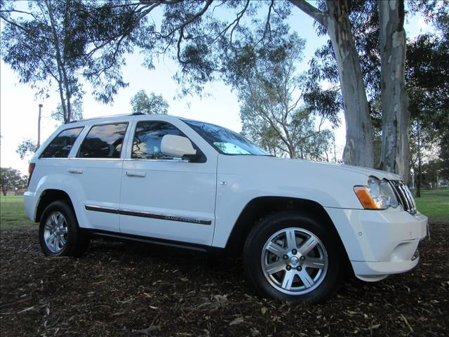 2009 JEEP GRAND CHEROKEE Limited WH WAGON