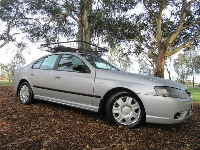 2008 FORD FALCON XT BF Mk II SEDAN