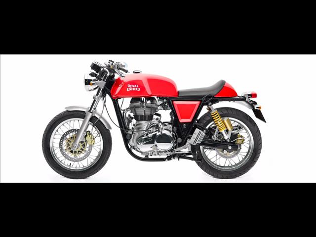 2017 ROYAL ENFIELD (SEE ALSO ENFIELD) CONTINENTAL GT 535CC MY14 ROAD
