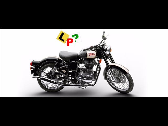 FOR RENT - Royal Enfield Classic 500 LAMS (SYD)