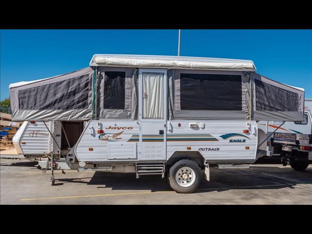 2002 Jayco Eagle Outback Camper Trailer