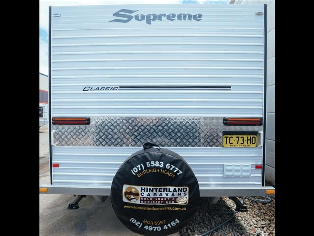2016 Supreme Classic 21'