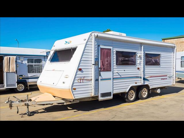 2002 Jayco Heritage (with slide out) 21ft