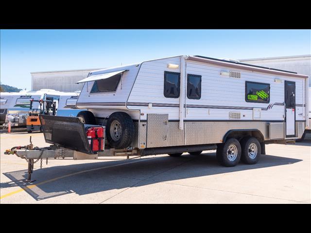 2012 Bushtracker 23' Custom Build