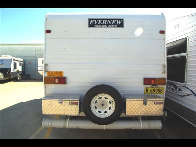 1997 Evernew Elite 20'