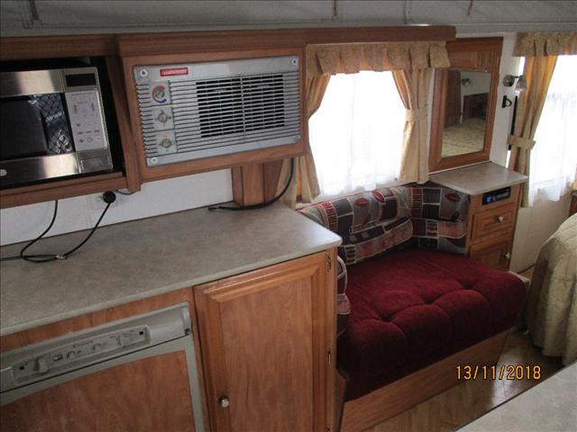 2006 COROMAL PIONEER CORVAIR Pop Top....SOLD...., Single Axle Off Road Go Anywhere Model....