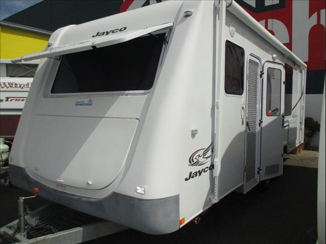 2010 JAYCO Slide Out, Model 21 65-3, Front Club Lounge, Full Ensuite, Slide Out Queen Bed....