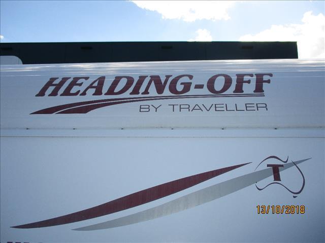 "2005 Traveller Heading Off..SOLD.. 17'6"" Single Axle Tourer "" Howqua Model"",....."
