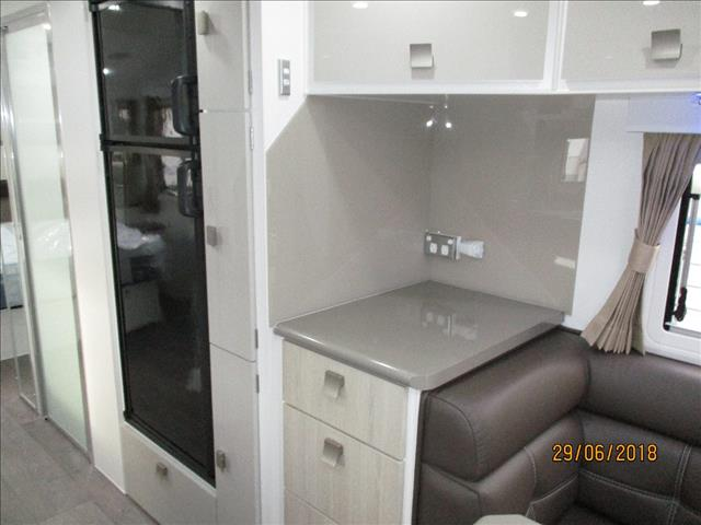 "2018 Traveller  Utopia....UNDER OFFER.... 22'6"" Rear L-Shaped Lounge Model,  Queen Bed x 6'6"" , Full Ensuite...."