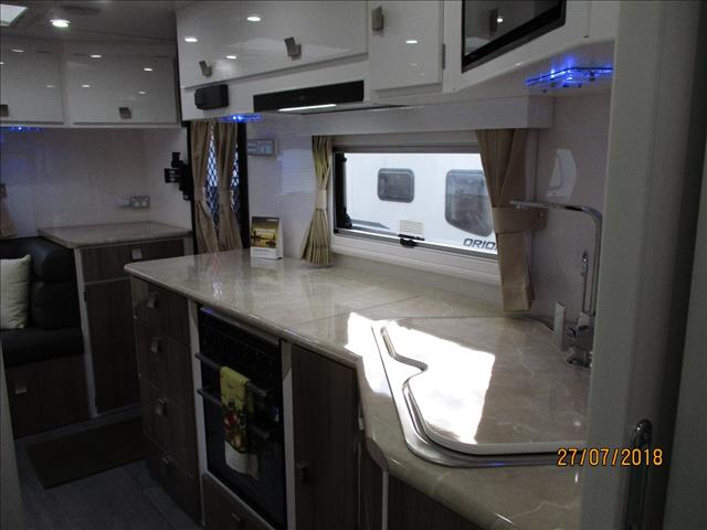 "2018 Traveller Utopia  22'6"" Rear  Cafe ....SOLD.... Lounge Model, Queen Bed,  Shower and Toilet......."