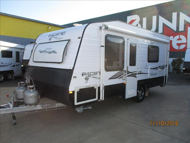2013 Pacific Islander 18' Tourer, Queen Bed, Cafe Seating and Full Ensuite....