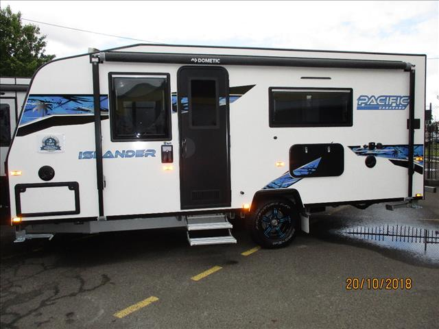 Pacific  Islander 18' ...SOLD....Full Ensuite, Queen Bed, Single Axle Tourer, Semi Off Roader.......