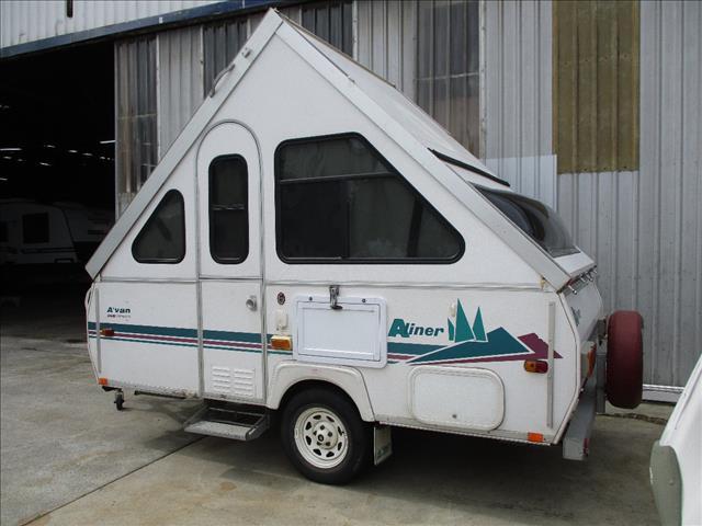AVAN  ALINER 1999, Double Bed Model, Very Good Condition....LIGHTWEIGHT only 690 KG