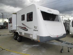 """2011 Jayco Sterling """"Outback"""", Model 21.65-3, Slide Out Queen Bed and Ensuite....."""