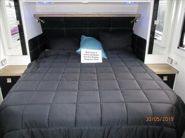 2019  Traveller Prodigy 23' Rear Club Lounge Model, Full Ensuite, Ultimate Luxury.....