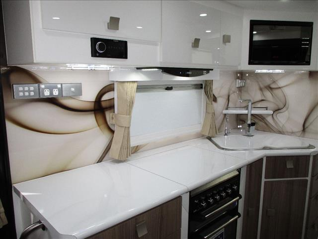 "2019 Traveller Prodigy 22'6"" Rear Cafe Model, Queen Bed, Full Ensuite......"