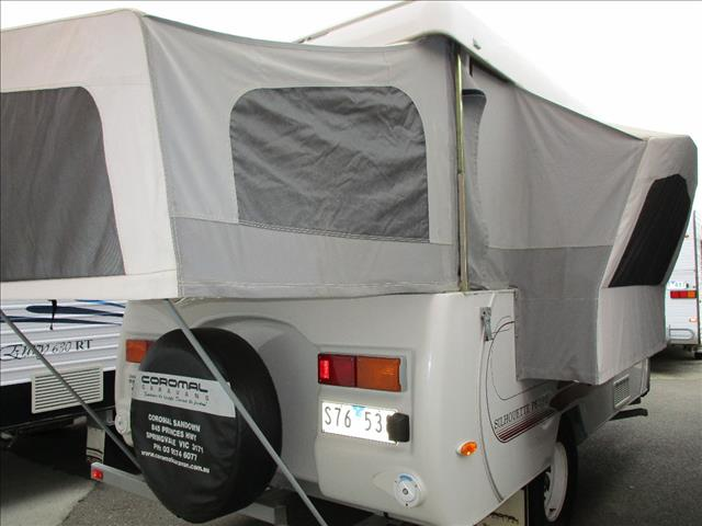 2008 COROMAL PIONEER SILOUETTE PS392, Off Road Camper Trailer, Sleeps up to 6 Persons inside....
