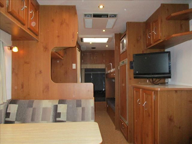 2008 WINDSOR RAPID....SOLD... Family Van with BUNKS and Shower and Toilet.....