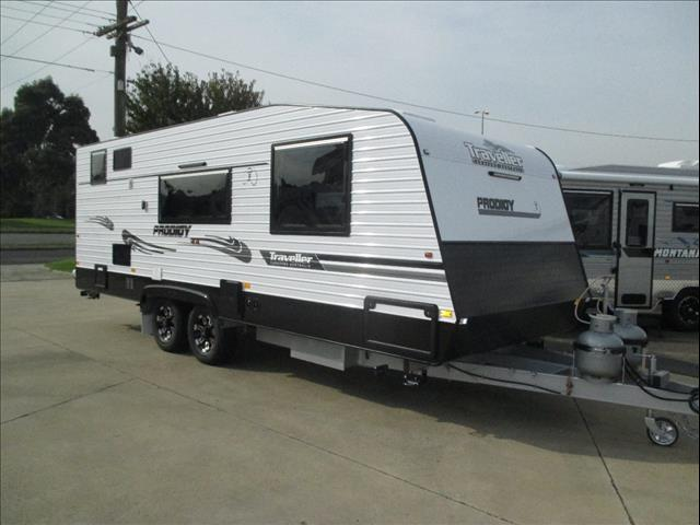 """Traveller 21'6"""" Prodigy, ....IN STOCK NOW..., Queen Bed and Full Ensuite, Luxury and Style...."""