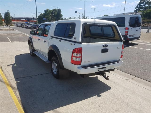 2008 FORD RANGER XL (4x2) PJ 07 UPGRADE DUAL CAB P/UP