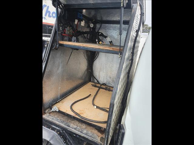 2012 MITSUBISHI TRITON GLX (4x4) MN MY12 CLUB CAB UTILITY