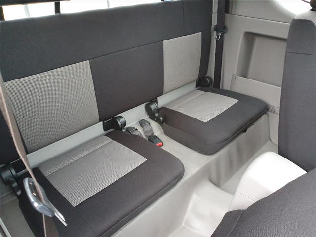 2011 MITSUBISHI TRITON GLX (4x4) MN MY11 CLUB CAB UTILITY