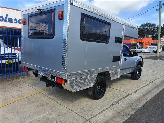 2012 ISUZU D-MAX SX (4x4) TF MY12 C/CHAS