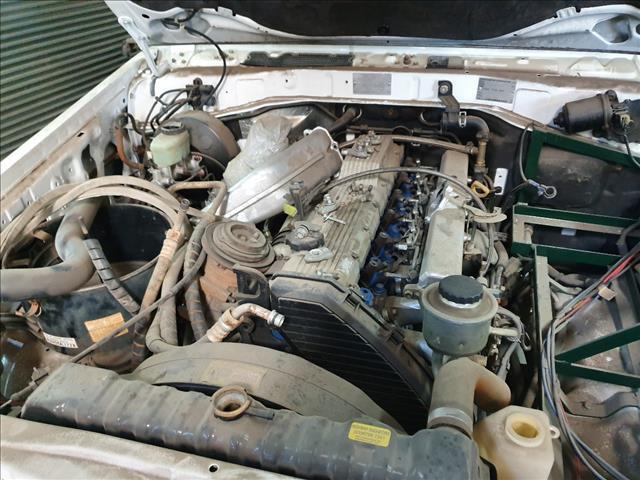 1999 TOYOTA LANDCRUISER (4x4) HZJ75RP C/CHAS