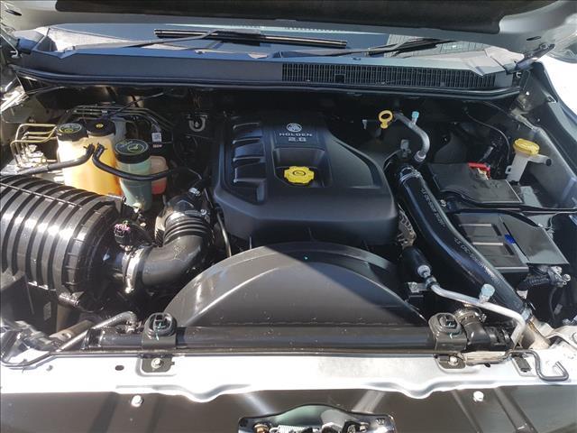 2012 HOLDEN COLORADO LX (4x4) RG CREW CAB P/UP