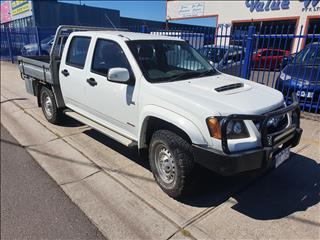 2008 HOLDEN COLORADO LX (4x4) RC MY09 CREW C/CHAS