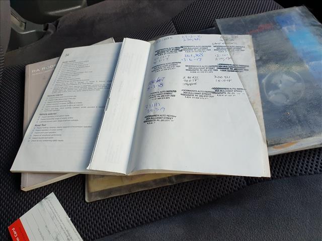 2007 HOLDEN RODEO LTZ (4x4) RA MY07 CREW CAB P/UP