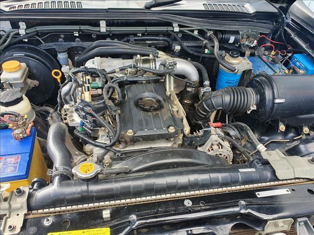 2003 NISSAN NAVARA ST-R (4x4) D22 DUAL CAB P/UP