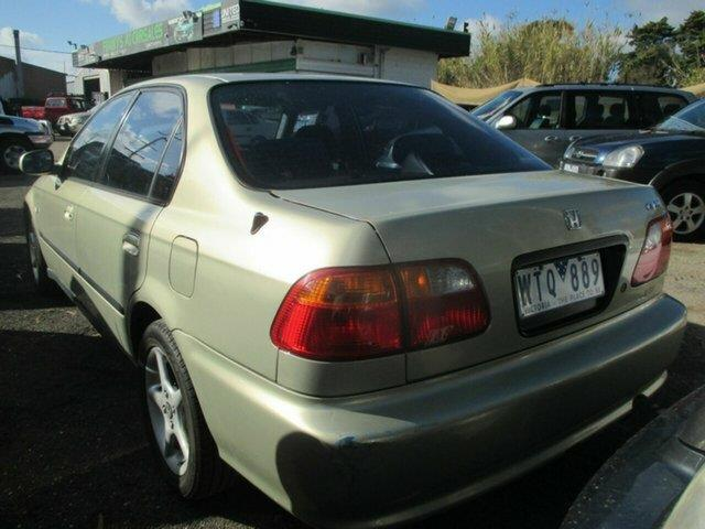 1999 Honda Civic GLi  Sedan