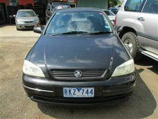 2002 Holden Astra City TS Hatchback