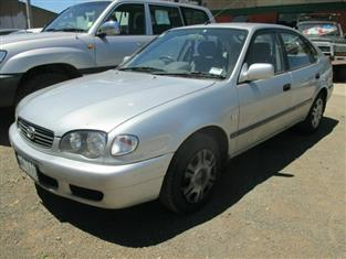 2001 Toyota Corolla Ascent  Hatchback