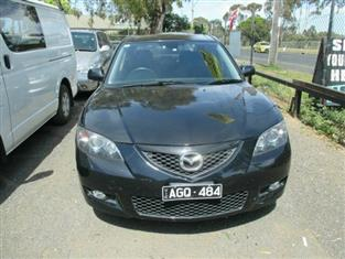 2007 Mazda 3 Maxx Sport BK MY06 Upgrade Sedan