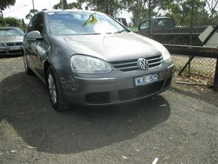 2008 Volkswagen Golf  MY08 Hatchback