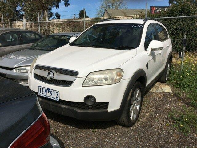 2006 Holden Captiva LX (4X4)