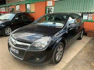 2009 HOLDEN ASTRA CD AH MY09 5D HATCHBACK