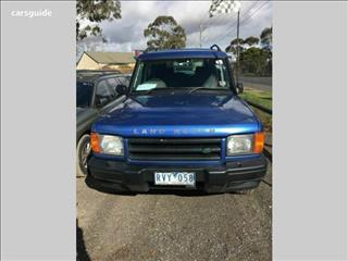 2001 LAND ROVER DISCOVERY ES Td5 (4x4) 4D WAGON