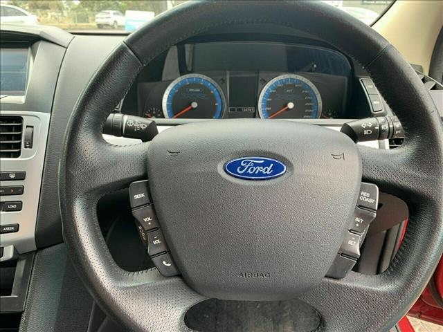 2009 Ford Falcon XR8