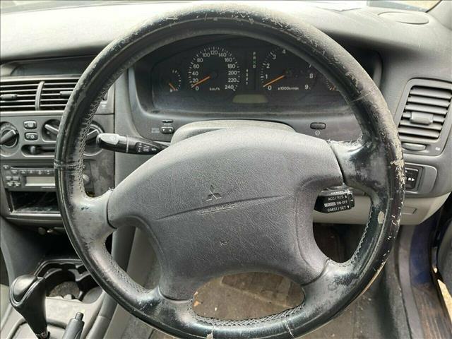 2002 Mitsubishi Magna Executive
