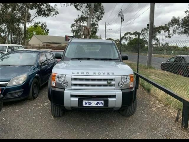 2007 LAND ROVER DISCOVERY 3 S MY06 UPGRADE 4D WAGON