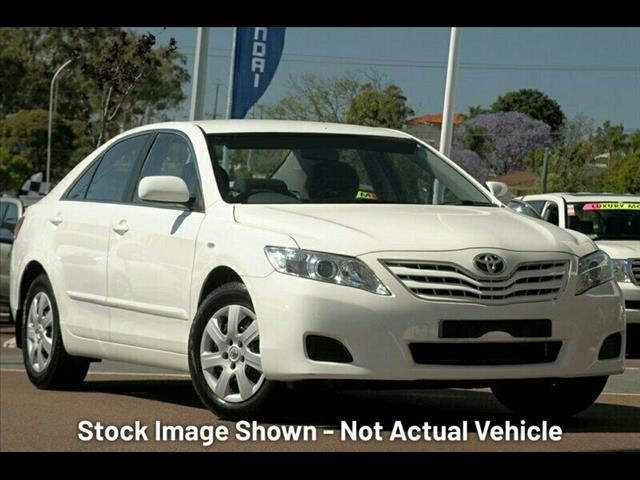 2010 Toyota Camry Altise